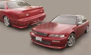 93 Acura Legend Coupe Custom Acura Legend Coupe Rear Add On Lip 1991 1995