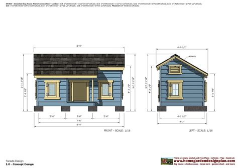 plans to build a house home garden plans dh303 insulated house plans