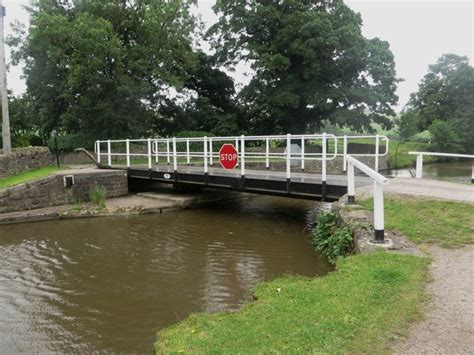 Canal Swing Bridge At Low Snaygill 169 Graham Robson