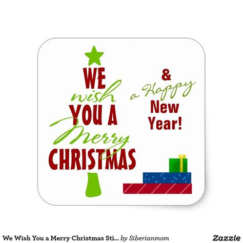 merry christmas modern 236 best custom modern christmas stickers images on