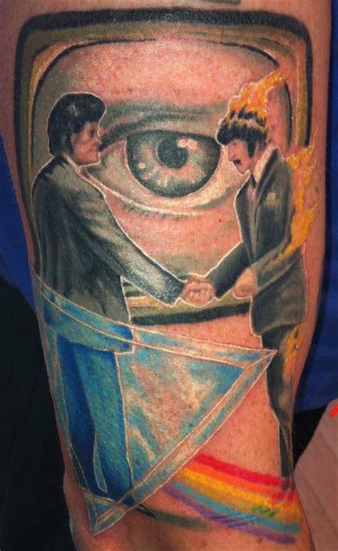 tattoo queen street belfast pink floyd 2 by george scharfenberg tattoonow