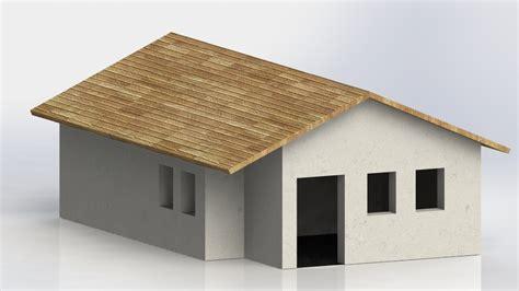 Model Simple Simple House Model House Best Design