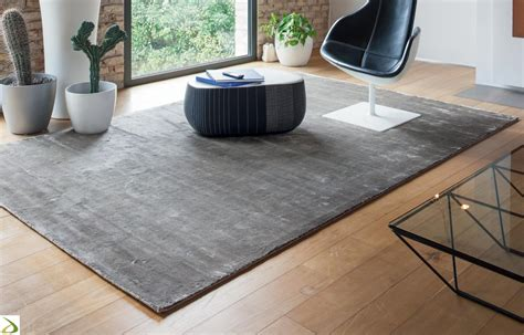 tappeto salotto tappeto moderno in bamboo velux arredo design