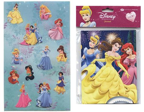 My Style Princess Tm8298 Coloured Pencil Set disney consumer products princess style guide on behance