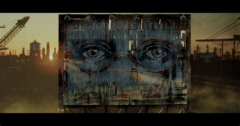 billboard symbolism in the great gatsby the great gatsby sign wit glasses the great gatsby vfx