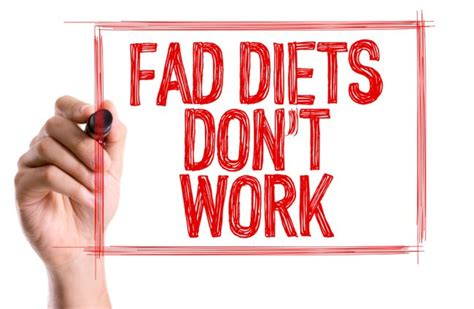 Why Detoxes Dont Work by Why Fad Diets Don T Work What To Do Instead Approved