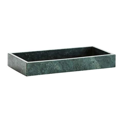 marble bathroom tray green marble tray curiousegg