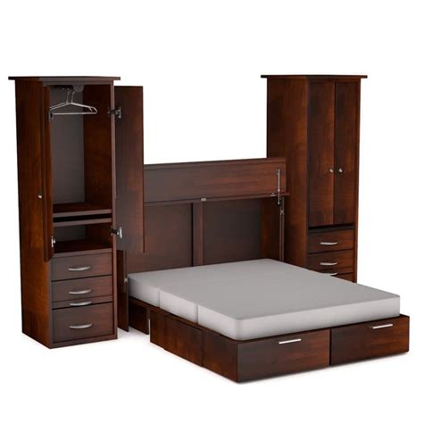 cabinet beds denva cabinet bed and piers free shipping