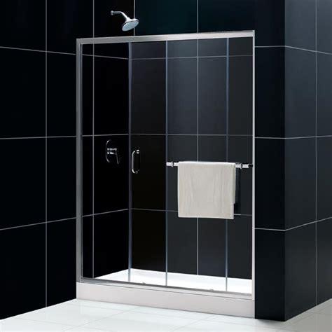 Infinity Plus Sliding Shower Door Glass Shower Door From Dreamline Infinity Shower Door