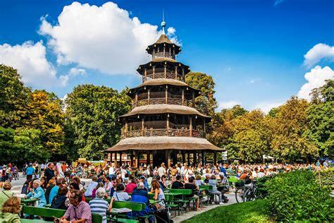 Chinesischer Turm Englischer Garten by Die 5 Sch 246 Nsten Bierg 228 Rten In M 252 Nchen Urlaubsguru De