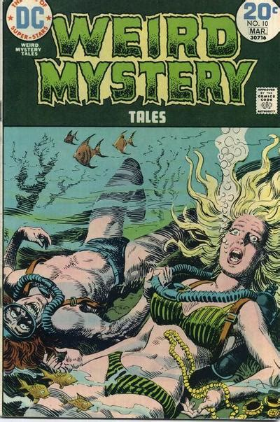 a strange and mystifying story vol 1 books mystery tales vol 1 10 dc database fandom