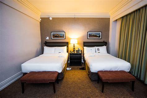 fairmont banff springs hotel review travel caffeine