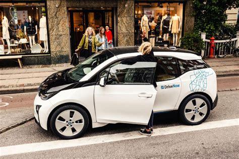drive now uk arriva launches extensive city car concept in copenhagen