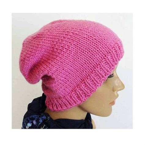 knitting pattern womens hat knitting pattern knit slouchy beanie pattern womens knit