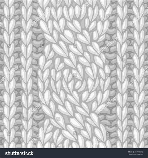 pattern drawing illustrator seamless six stitch cable stitch vector left twisting