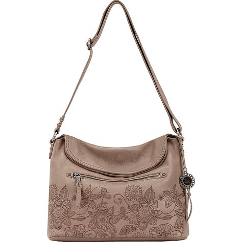 The Sak Palermo Tote Handbag Brown the sak usa page 4