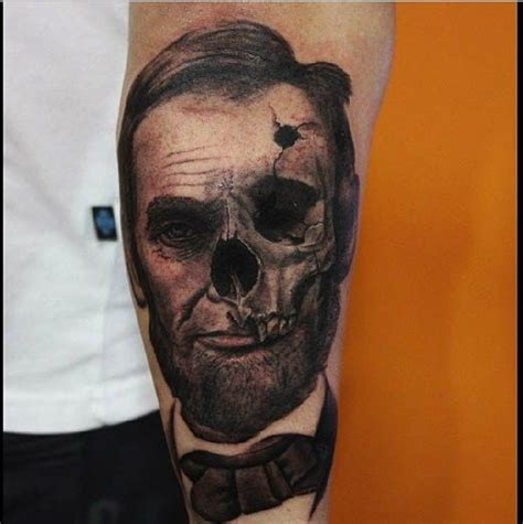 abraham lincoln tattoo 17 best images about ink ideas on compass