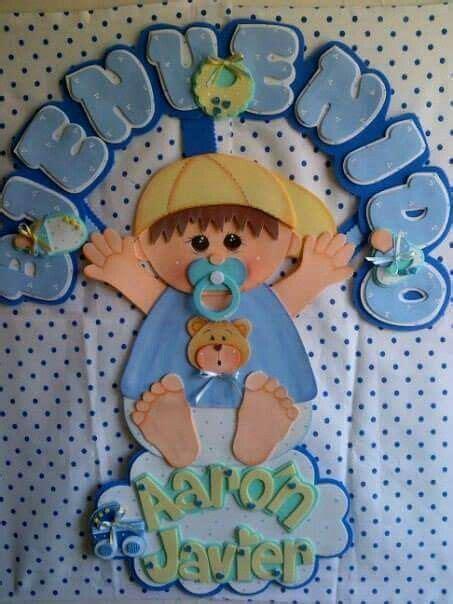 decoracion habitacion bebe goma eva decoraci 243 n goma eva centros de mesa baby shower