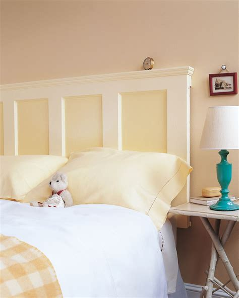 martha stewart headboards 19 easy diy decor projects that anyone can do martha