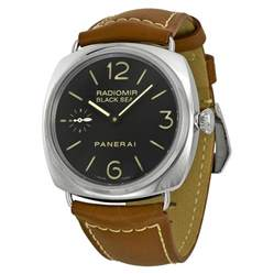 Panerai Watches Panerai Radiomir Black Seal S Pam00183