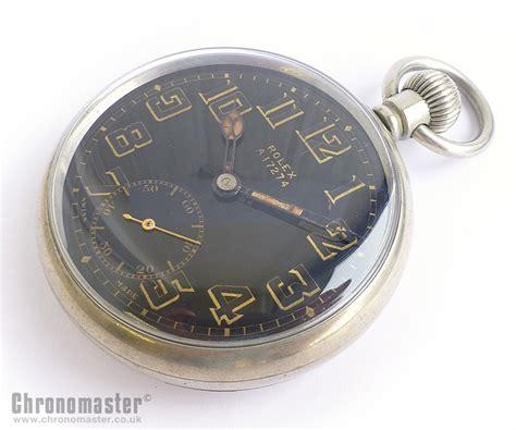 rolex pocket rol 669 chronomaster uk