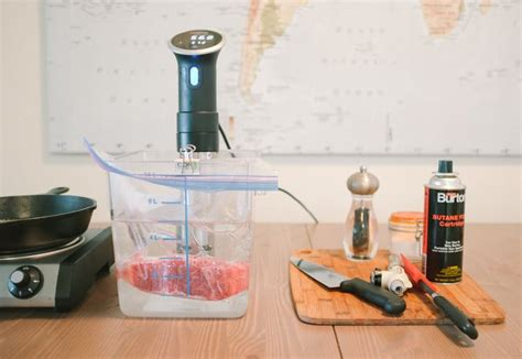 sous vide create your culinary masterpieces using this modern technology books sous vide steak is the best way to make a steak at home