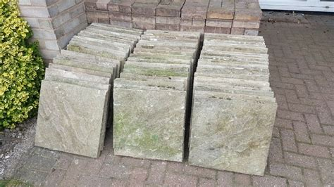 reclaimed paving slabs   chesterfield
