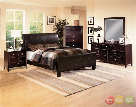low profile bedroom sets tomas upholstered low profile bed contemporary bedroom set