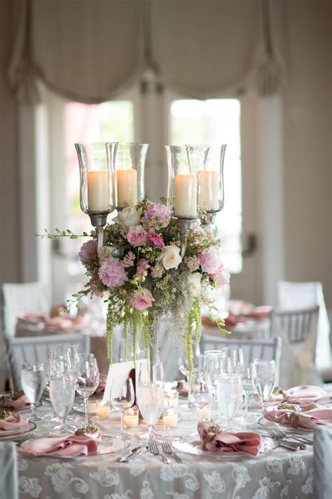 Decoration Table Ronde Mariage by Decoration Table Ronde Mariage Vase Martini