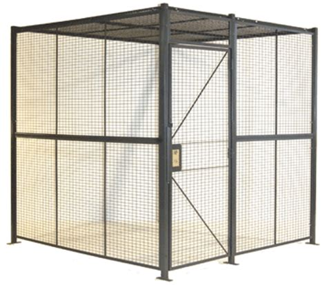 top 28 cage walls 4 wall woven wire security cage no ceiling 20 6 quot x 15 6 gabion cage