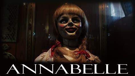 annabelle doll trailer 2014 annabelle trailer horror 2014