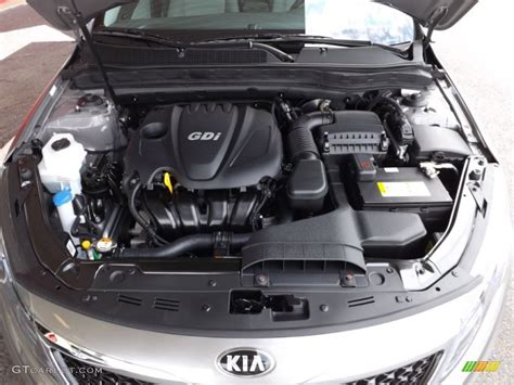 2013 Kia Optima Gdi Specs by 2013 Kia Optima Lx 2 4 Liter Gdi Dohc 16 Valve 4 Cylinder