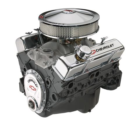 new gm performance 350 ci crate motor comes fully dressed