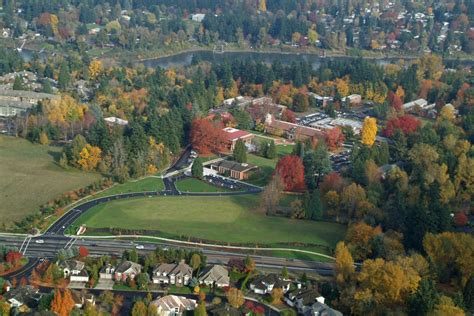 Marylhurst Mba by Mcm Design Marylhurst From The Air
