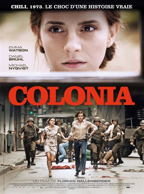 film romance militaire colonia film 2015 allocin 233