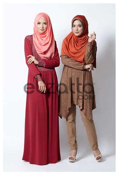 Pakaian Muslim Terbaru koleksi model baju muslim elzatta terbaru 2018 eksklusif 100