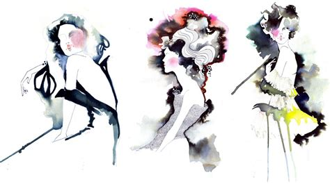 fashion illustration uses it s friday i m in with fashion illustration by