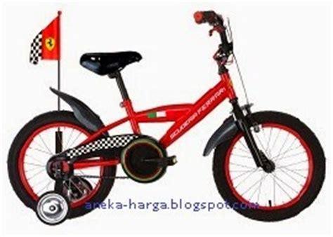 Promo Roda Sing Ukuran 12 Dan 16 Murah daftar harga sepeda anak bulan april 2018 aneka harga