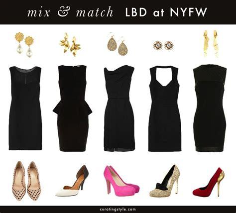 mix   lbd accessories black dress accessories