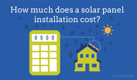 how much does it cost to install a bathroom 2018 average cost of solar panels in the u s energysage