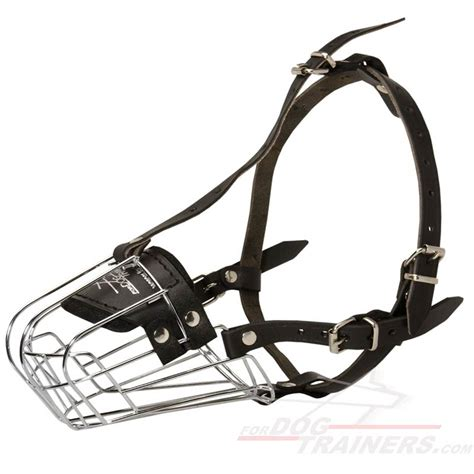 basket muzzle order wire basket muzzle muzzle for free breathing