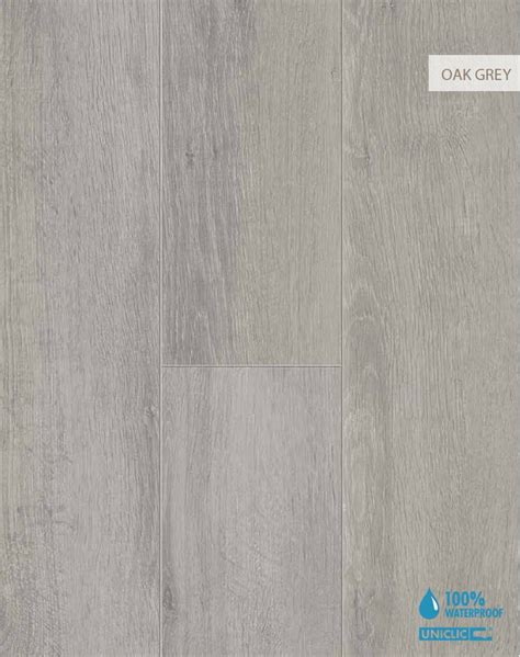 aquastep grey oak waterproof bathroom and kitchen flooring