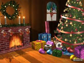 fondo de pantalla feliz navidad decoracion de madera hd noviembre 2010 so 241 ando despierta