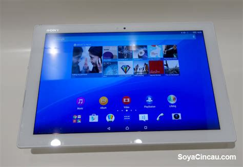 Sony Tablet Z4 Di Malaysia sony lg and samsung to duke it out at mwc 2016