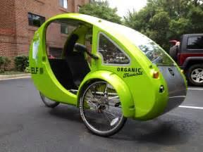 new bike and car not a car not a bike but a blend an vehicle