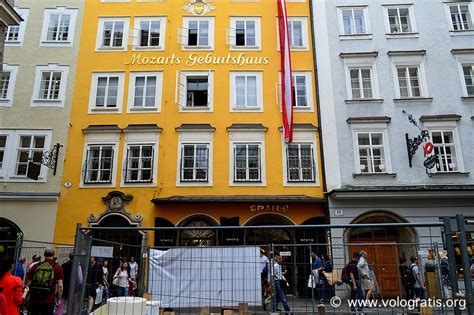 casa natale di mozart diario di viaggio a salisburgo prima parte vologratis org