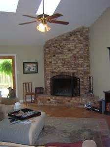 kamin ecke corner fireplace family room photos interior design ideas