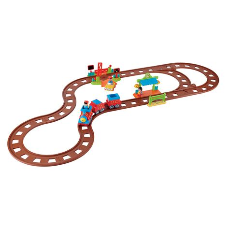 Elc Happyland Set new elc happyland railway track extention set from 18