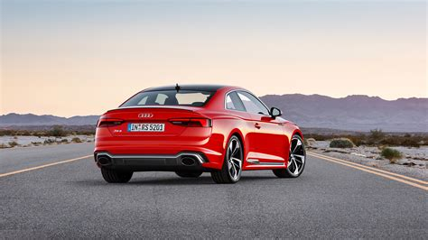 Audi Rs5 Wallpaper by 2018 Audi Rs5 Wallpapers Hd Images Wsupercars