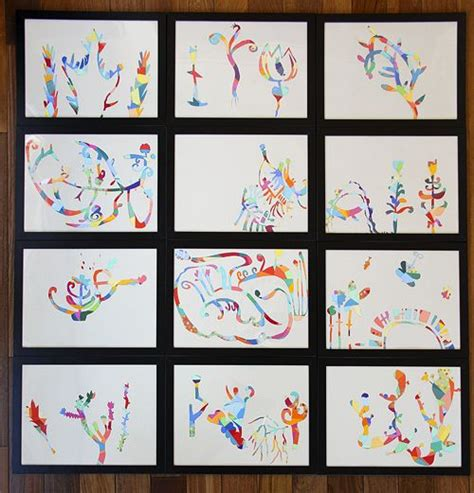 easy fun creative art project for kids for kids pinterest